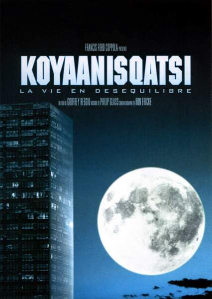 Koyaanisqatsi : le film est aussi bizarre que son titre...