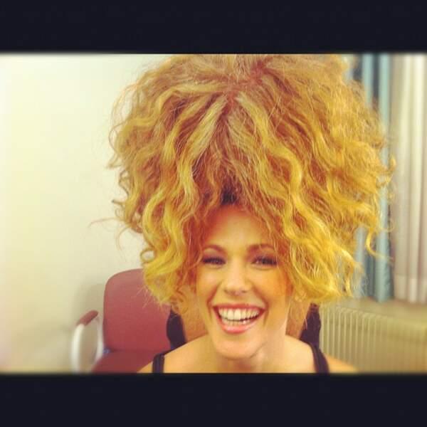 Lorie, c'est quoi cette nouvelle coupe de cheveux ?!!!