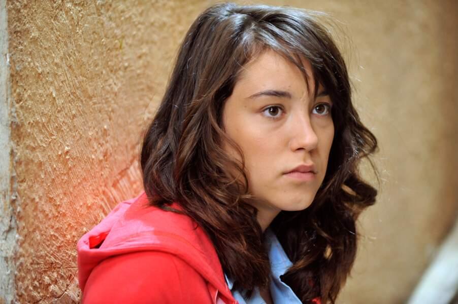 Si elle a quitté la série en 2013, Coline d'Inca (Sybille Cassagne) est toujours très amoureuse de...