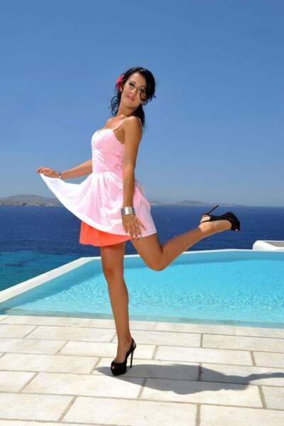 Gaëlle, la gogo-danseuse professionnelle
