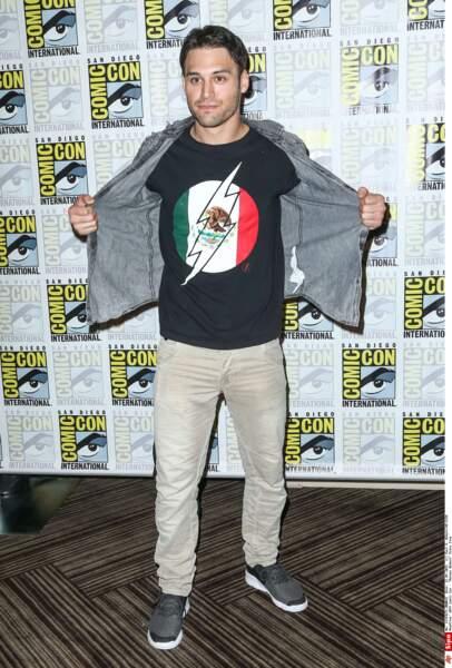 Ryan Guzman fait lui aussi partie de Heroes Reborn