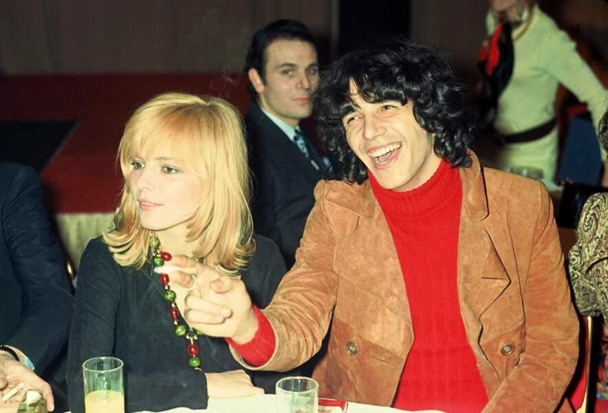 Les deux artistes se séparent en 1974