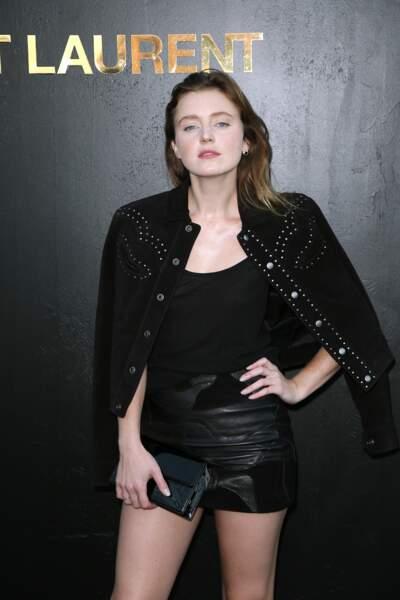 A 29 ans, Lorraine Nicholson, fille du célèbre Jack, est actrice et réalisatrice.