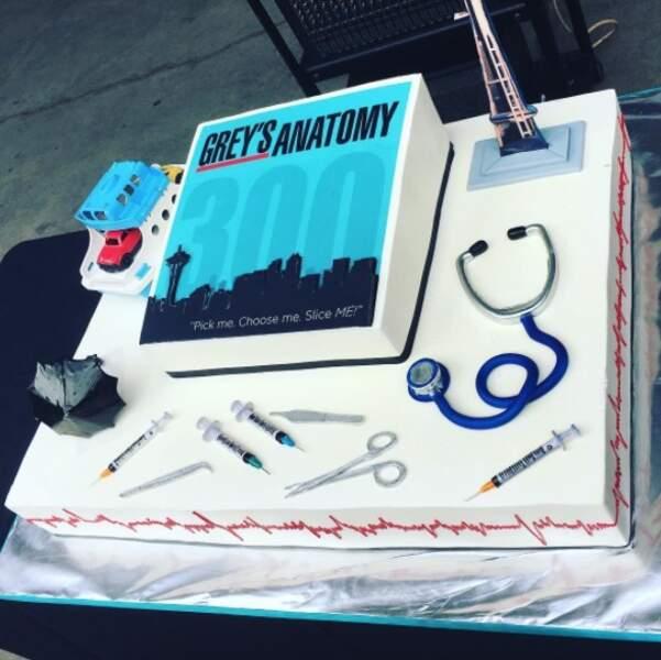 Grey's Anatomy vient de fêter son 300e épisode !