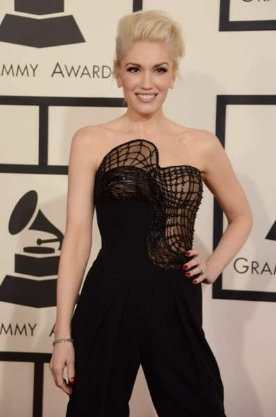 Joli top pour Gwen Stefani
