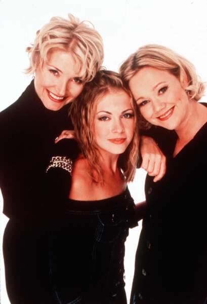 Personne n'a oublié Sabrina et ses deux tantes dans la série d'origine Sabrina, l'apprentie sorcière