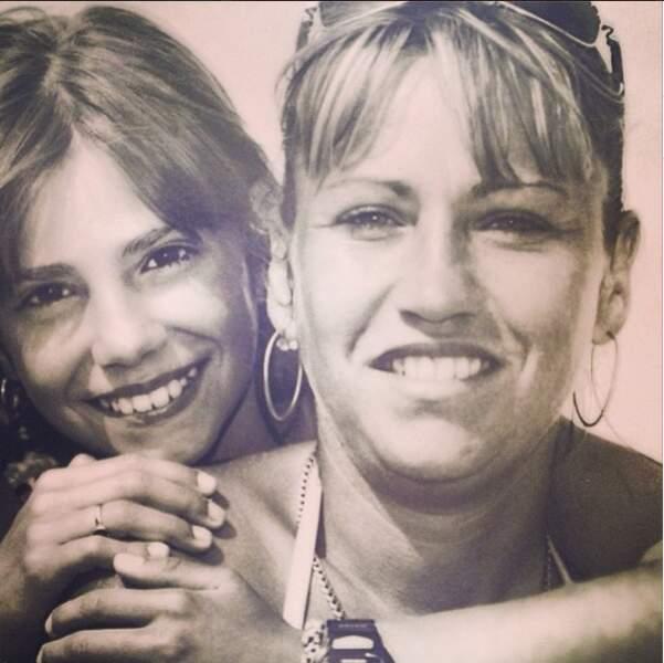 On a eu la même photo de la part d'Alexandra Rosenfeld. La Miss n'a pas changé !