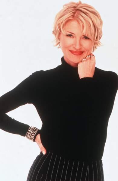 Sérieuse, brillante et bienveillante, Beth Broderick était parfaite dans le rôle de Tante Zelda