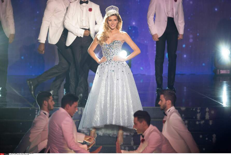 Chacune rêvait de succéder à Camille Cerf, Miss France 2015