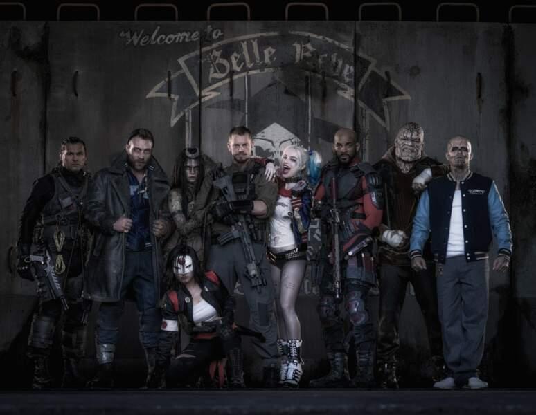 Tous les bad guys de Suicide Squad, un commando de méchants de l'écurie DC Comics (17/08)