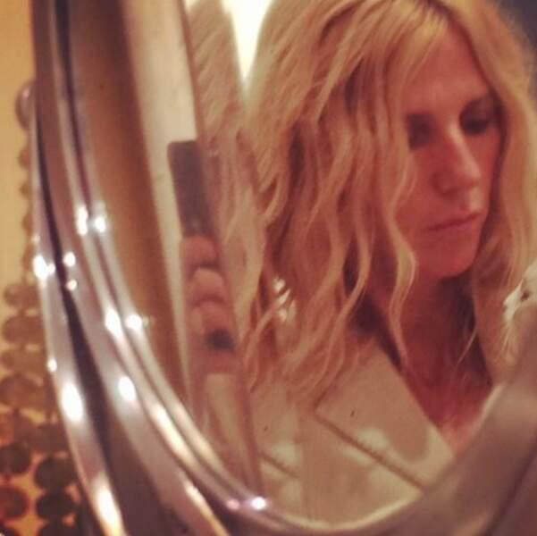 Et halte aux selfies ratés comme ceux de Sandrine Kiberlain.