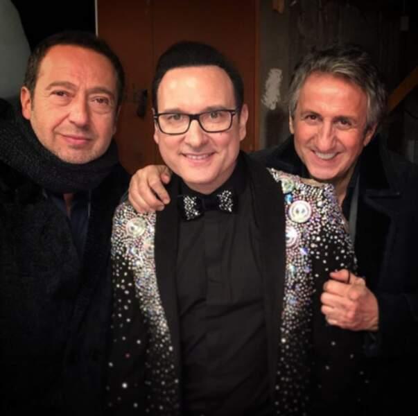 C'est parti pour le tournage du nouveau films Stars 80... avec Jean-Marc Généreux ! J'ACHÈTE !