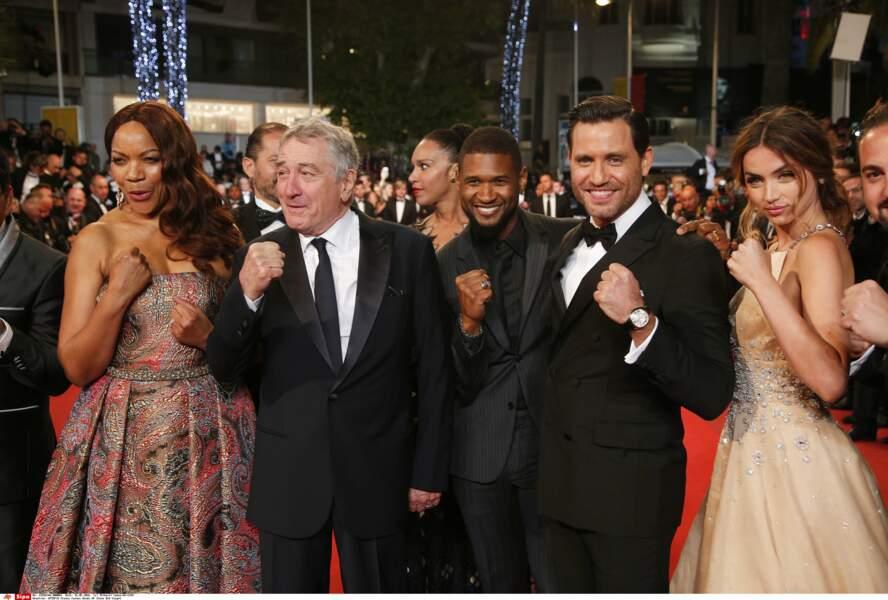 Ana De Armas, Edgar Ramirez, Usher et Robert De Niro : faut pas leur chercher des noises !