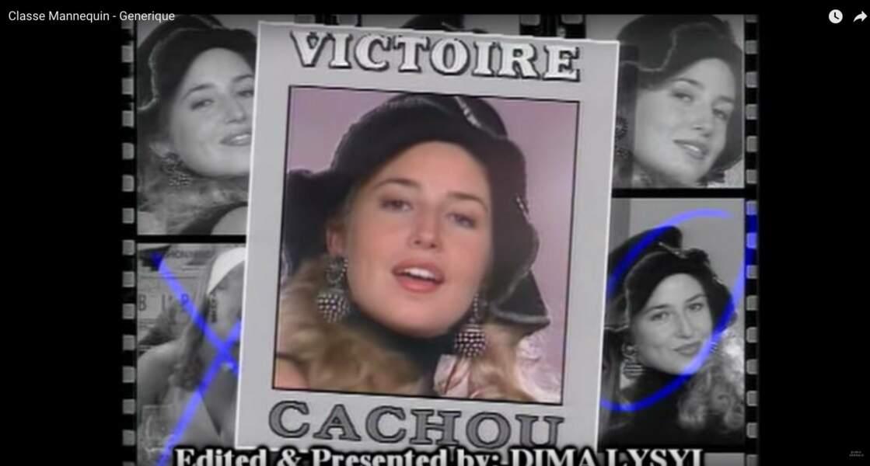 Anne-Charlotte Pontabry alias Cachou était Victoire