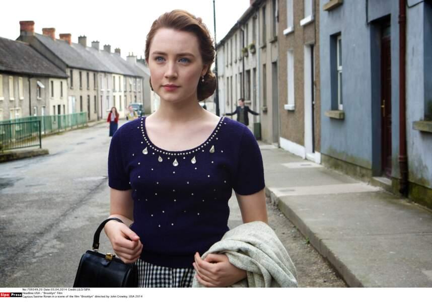 Saoirse Ronan a une vraie capacité à se glisser dans la peau de son personnage.