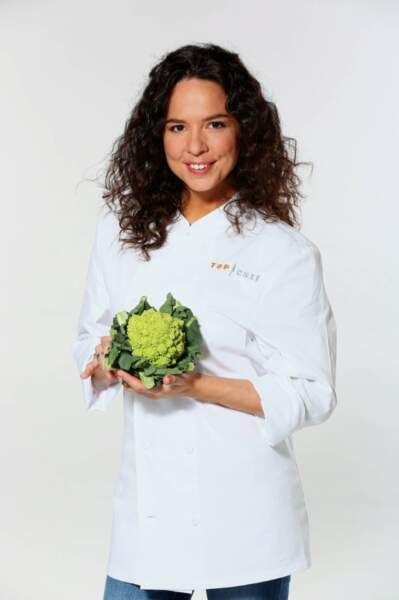 Anne-Cecile DEGENNE, candidate de Top Chef 5