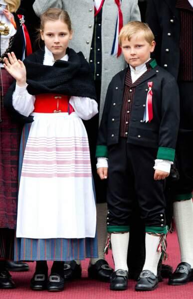 Norvège : Ingrid Alexandra, 11 ans, fera une bien jolie reine