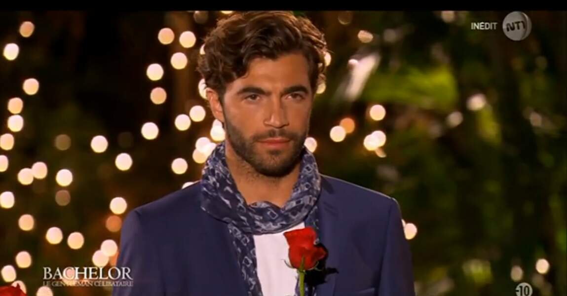Et on termine par nos amis les garçons : Marco ne quitte jamais sa petite écharpe...