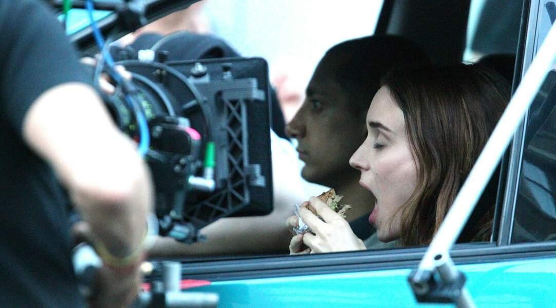 Rooney Mara reprend des forces durant le tournage de Blackbird