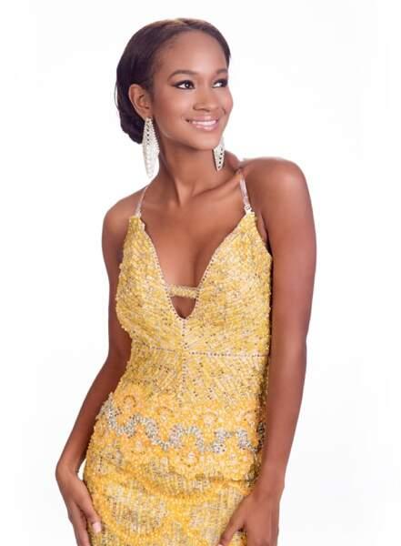 Yomatsy Hazlewood, Miss Panama 2014