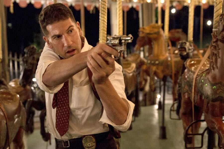 Jon Bernthal n'a pas eu de mal à rebondir : on l'a vu au cinéma dans Fury, Sicario, et désormais dans The Punisher
