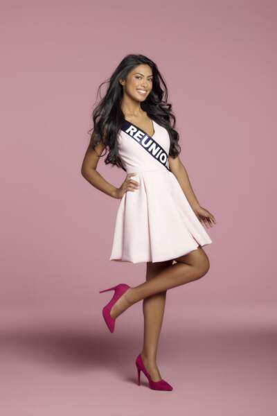 Audrey Chane-Pao-Kan, Miss Réunion