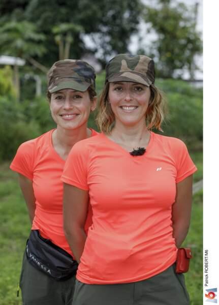 Vanessa (35 ans) et Audrey (37 ans), les collègues toulonnaises