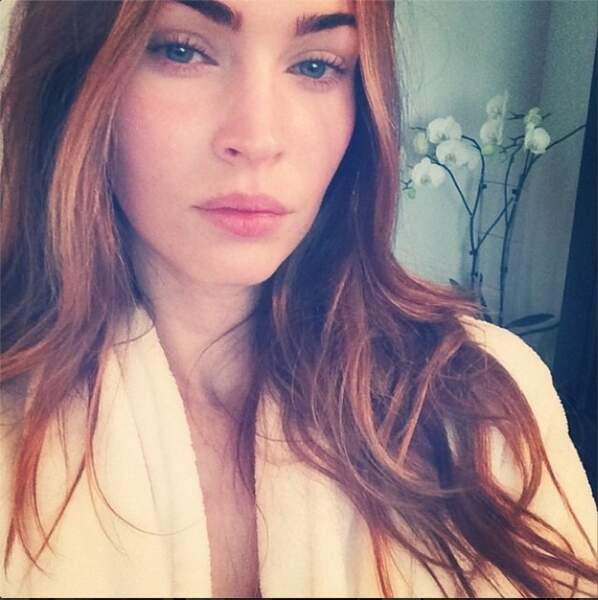 Megan Fox au naturel... La star reste une vraie bombe !