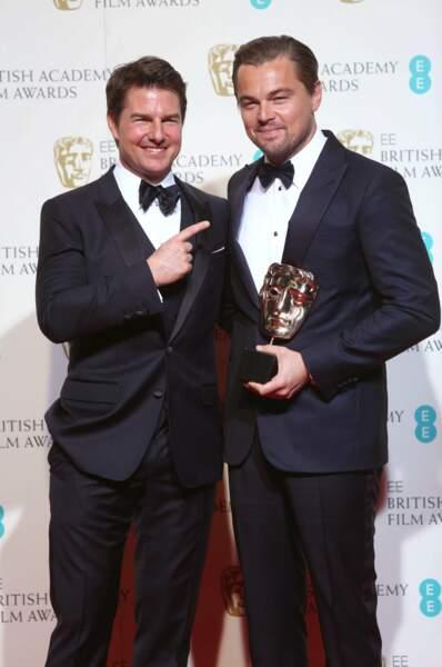 """Enfin Tom Cruise s'est placé là : """"Vous le connaissez cet acteur, vous ?"""""""