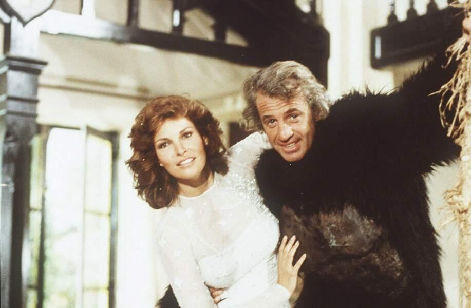 L'Animal (1977), avec Raquel Welch