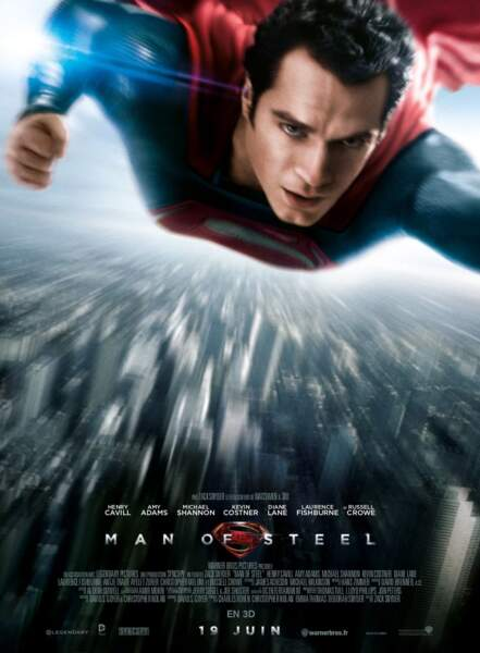 Man of Steel version originale...