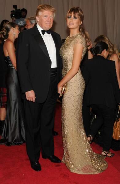 Melania, actuelle Miss Trump, bientôt First Lady ?