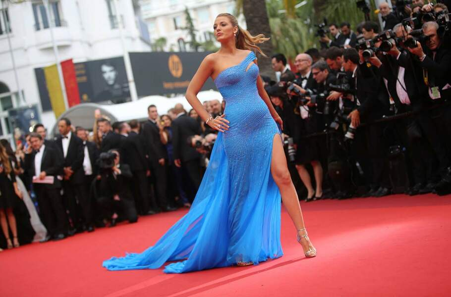 ALERTE ! Blake Lively sur le red carpet