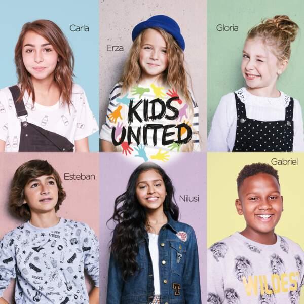 Plus récemment, la France a eu le coup de foudre pour les Kids United