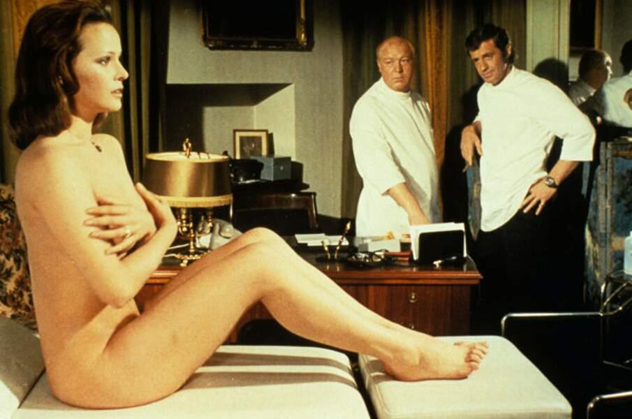 Docteur Popaul (1972), avec Laura Antonelli
