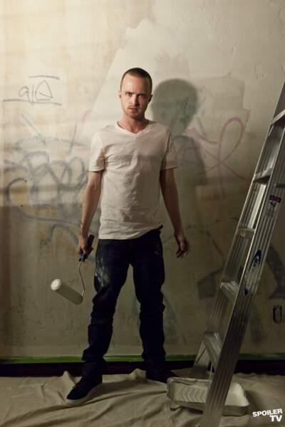 Jesse continue de sombrer dans la quatrième saison, le petit délinquant au grand coeur semble très lointain