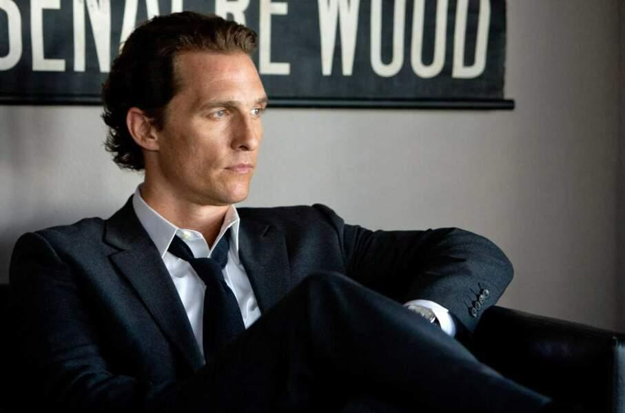 Matthew McConaughey a lui aussi quelques arguments...