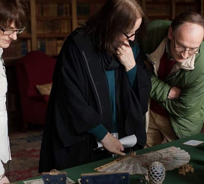 À Downton Abbey, on a le souci du détail