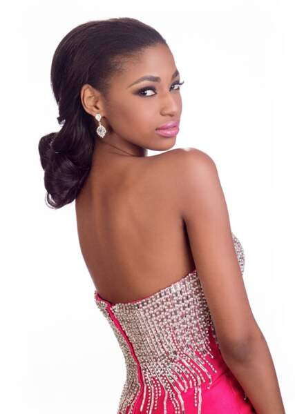 Ziphozakhe Zokufa, Miss Afrique du Sud 2014