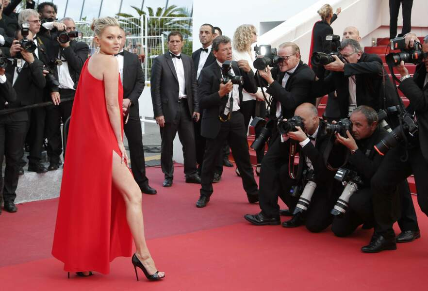 Kate Moss aussi d'ailleurs, sauf qu'elle est sans doute un peu trop âgée pour Leo !
