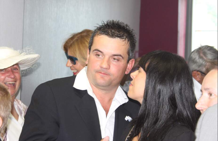 Pierre et Frédérique, toujours aussi amoureux depuis la fin du tournage de L'amour est dans le pré