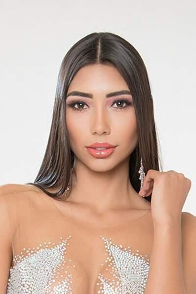 Joyce Prado, Miss Bolivie