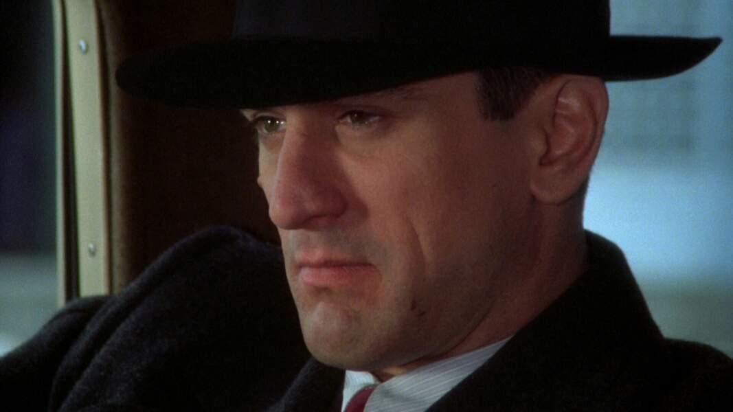 """De Niro alias """"Noodles"""" (nouilles) dans Il était une fois en Amérique (1984)"""