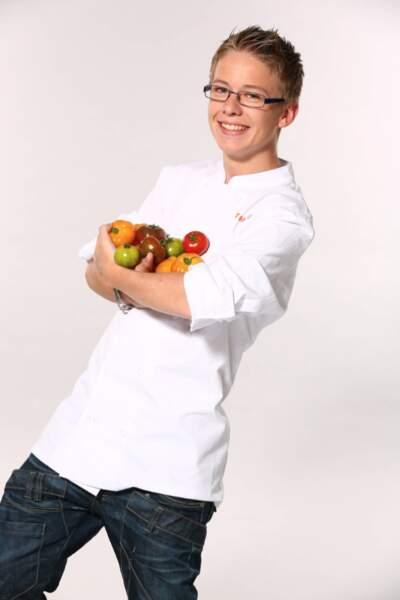 Jordan VIGNAL, candidat de Top Chef 5