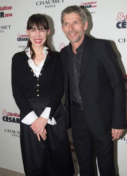 Jacques Gamblin avec Lena Paugam (L'Ombre des femmes)