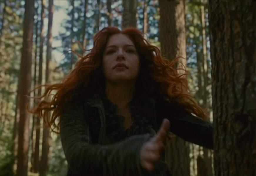 Rachelle Lefèvre incarne la vampire Victoria dans les deux premiers films... avant de quitter son rôle