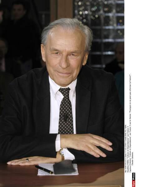 Claude Cabanes, ancien rédacteur en chef de L'Humanité, est décédé à l'âge de 79 ans.