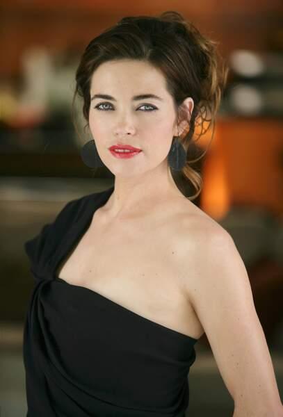 remplacée aujourd'hui par Amelia Heinle, dans le rôle de Victoria Newman !