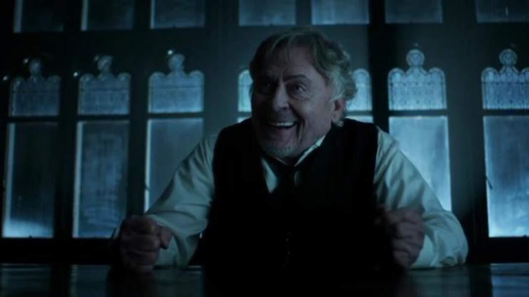 Il a joué dans quelques épisodes de séries dont Gotham, et quelques films comme Le Prestige