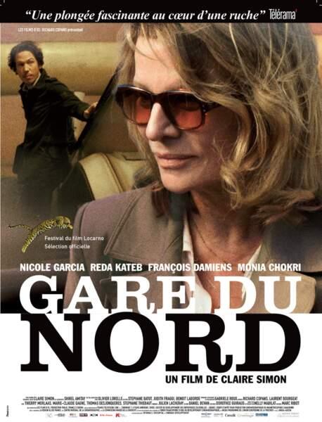 Gare du Nord, comédie dramatique de Claire Simon (2013).